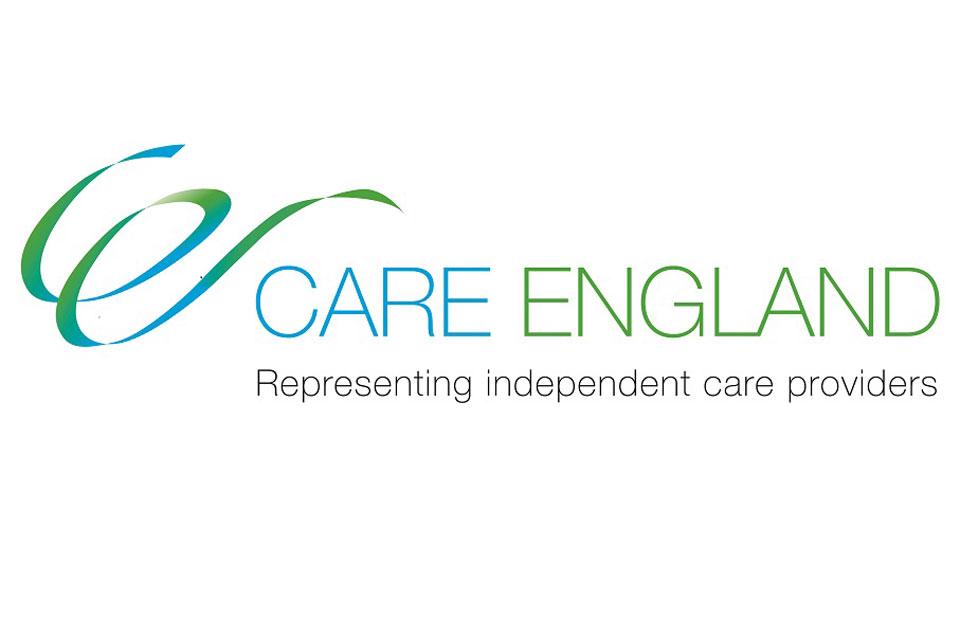 Care England Logo