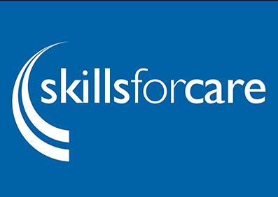 Skills for Care Logo