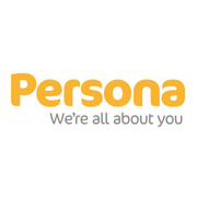 Persona we're all about you logo