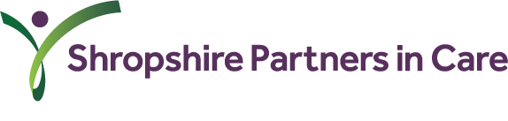 Shropshire Partners in Care Logo