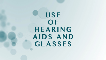 Altura Learning Use of Hearing Aids & Glasses Online Care Course