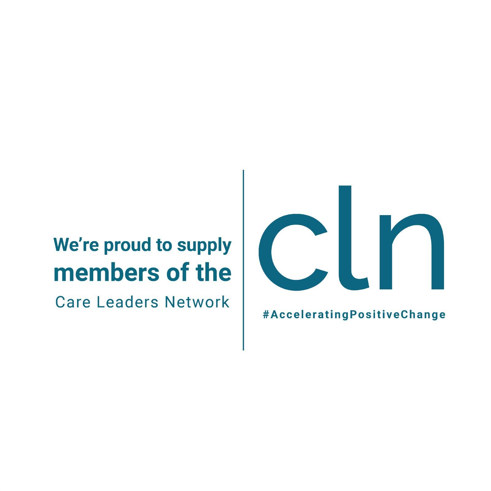 Proud Supplier to the Care Leaders Network Members