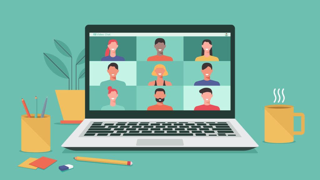 virtual meetings and bridge live training